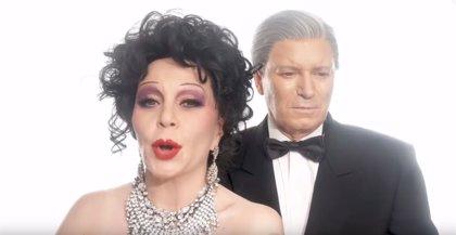 Fangoria estrena 'Un boomerang', nuevo videoclip inspirado en la serie Dinastía y dirigido por Juan Gatti