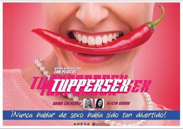 El teatro Nuevo Alcalá acoge 'Tuppersex'