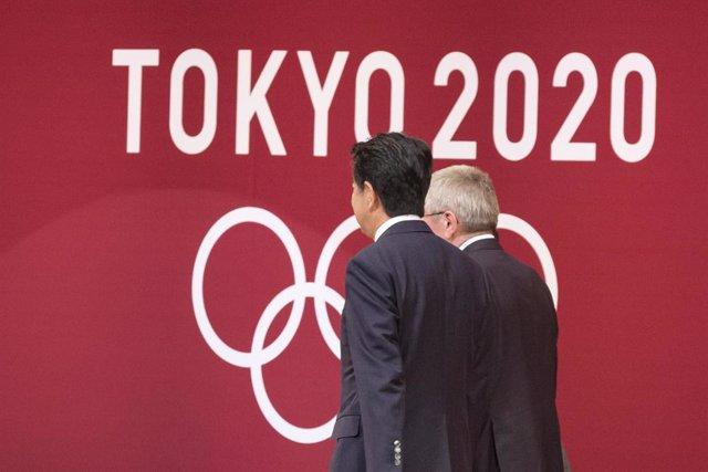 Thomas Bach, tras reunirse con los organizadores de Tokyo 2020.
