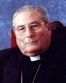El obispo emérito de Huelva, Ignacio Noguer Carmona.