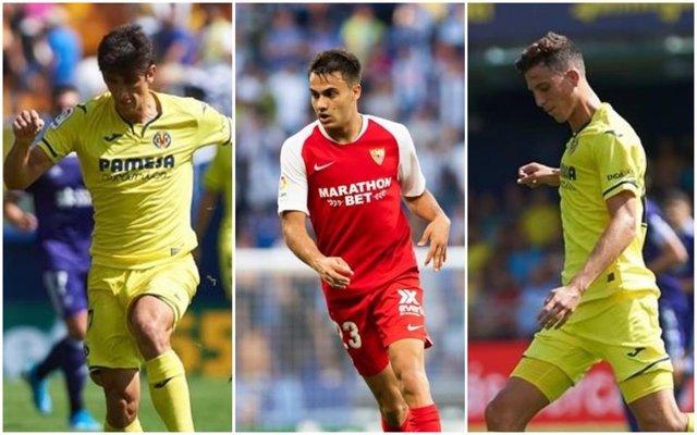 Gerado Moreno, Reguilón y Pau Torres, novedades en la selección