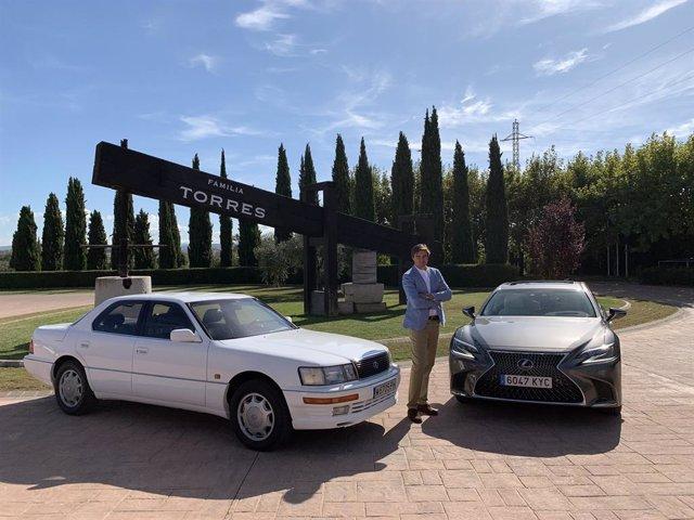 Leonardo Carluccio, director general de Lexus España