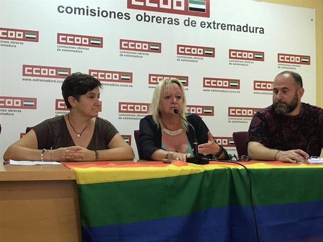 CCOO Extremadura y Extremadura Entiende firman un convenio de colaboración