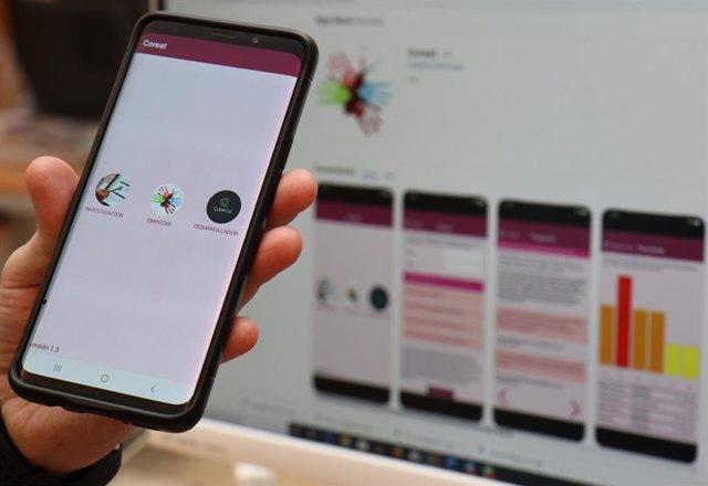 Innova.- UA y UMH crean una app para conocer la severidad de la conducta en personas con TEA y discapacidad intelectual