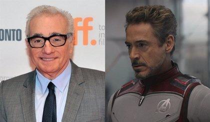 """Martin Scorsese, sobre las películas Marvel: """"Eso no es cine"""""""