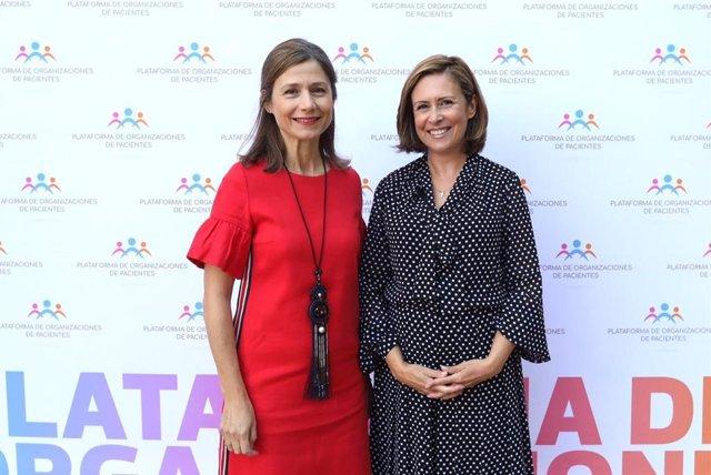 María Jesús Lamas y Carina Escobar inauguran la segunda jornada del Congreso POP