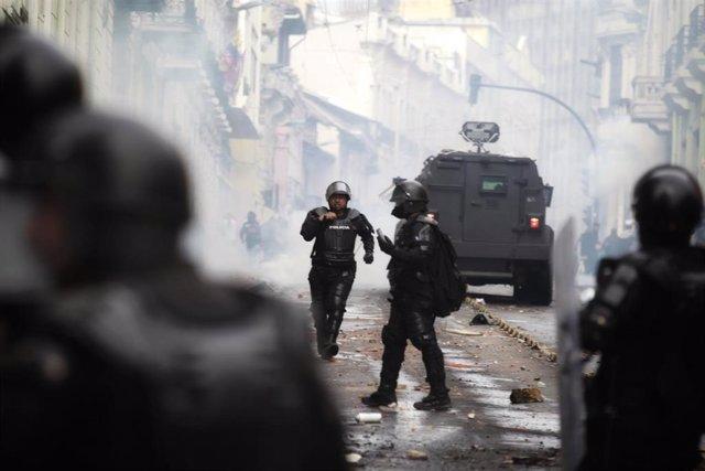 Resultado de imagen para CIDH y ONU expresan su preocupación por acontecimientos en Ecuador