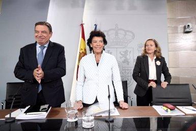 Celaá avisa el Govern de les conseqüències que hi haurà si incompleix la llei (Eduardo Parra - Europa Press)