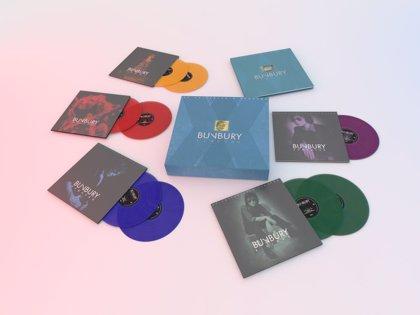 Bunbury reedita 'Pequeño' por su 20 aniversario con abundante material extra e inédito
