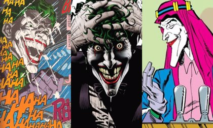¿Son estos los cómics que inspiraron Joker?
