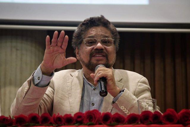 El que fuera 'número dos' de las FARC, 'Iván Márquez'