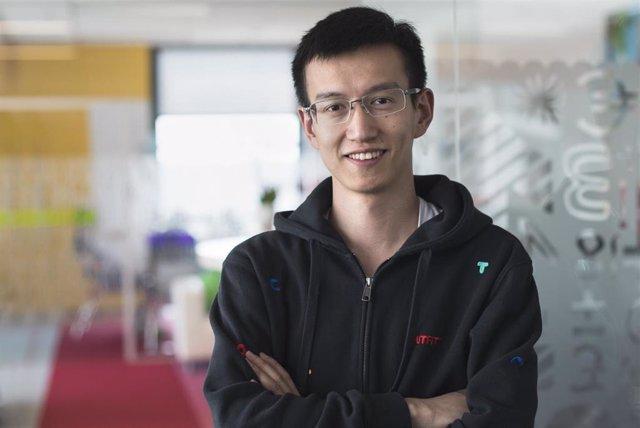El consejero delegado de la compañía, Xinyu Qian