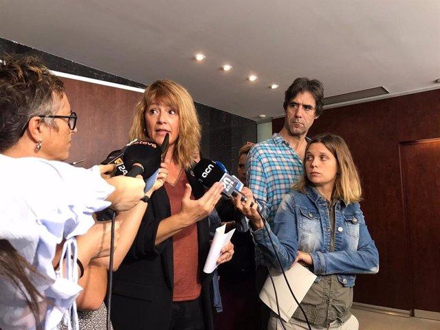 La tinent d'alcalde Laia Bonet