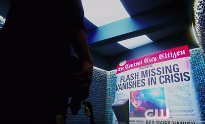 Un mundo sin The Flash y en CRISIS en el tráiler de la 6ª temporada