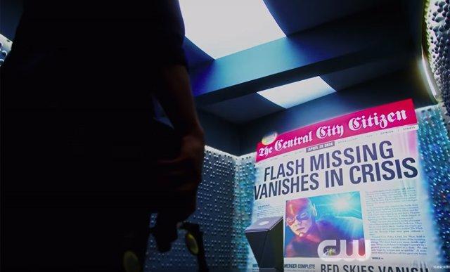 Imagen de la serie de The Flash
