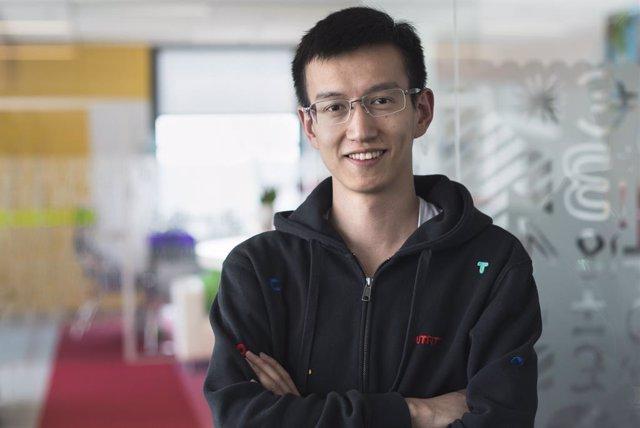 El conseller delegat de la companyia, Xinyu Qian