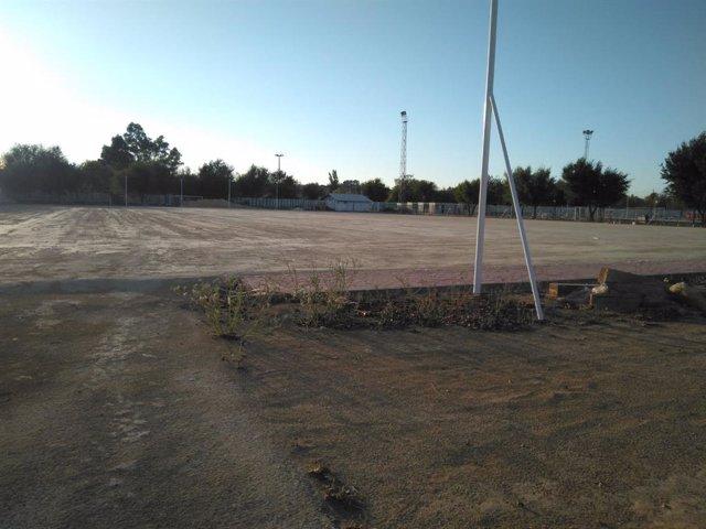 Campo de césped artificial de Vega de Triana