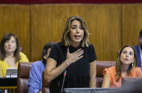 Foto de archivo de Susana Díaz