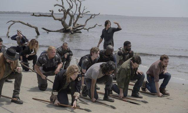 Adelanto de la nueva temporada de The Walking Dead