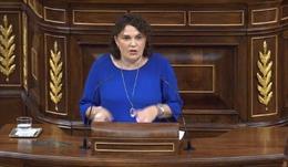 Patricia Blanquer, diputada del PSOE