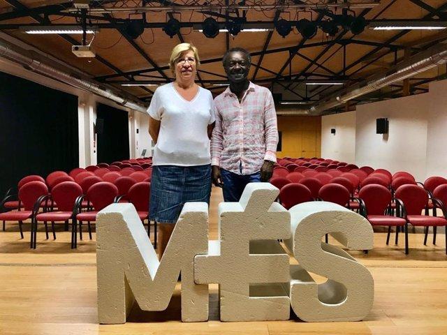 La Asamblea de MÉS per Mallorca ratifica a Guillem Balboa y a Lila Thomàs, como candidatos al Congreso y al Senado respectivamente.