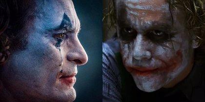 El homenaje a Heath Ledger del Joker de Joaquín Phoenix