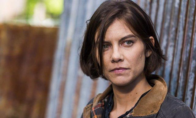 Lauren Cohan como Maggie en The Walking Dead