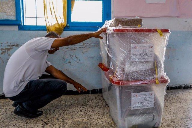 Elecciones legislativas en Túnez