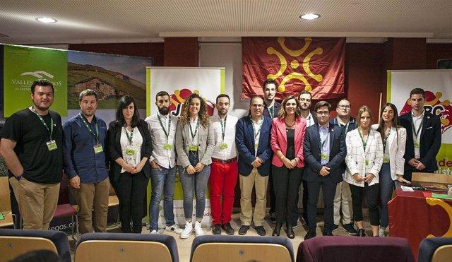 Nueva Ejecutiva de Juventudes Regionalistas