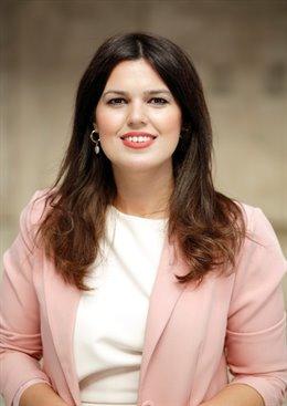 La viceportavoz parlamentaria del PP, Miriam Guardiola