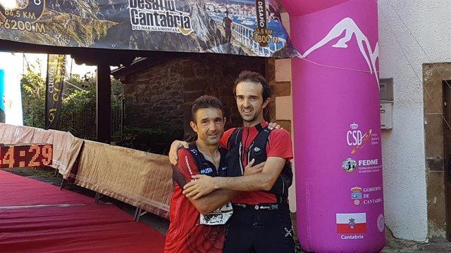 Ganadores del Desafío Cantabria