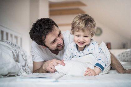 El cerebro del hombre también cambia con la paternidad