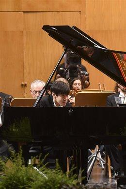 El Pianista Chino Yutong Sun