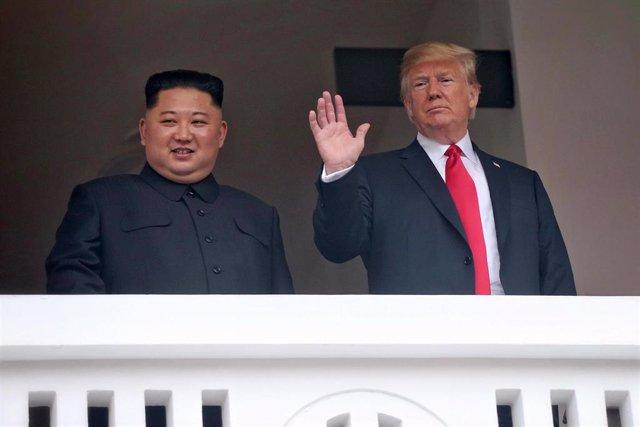 Cumbre entre Trump y Kim Jong-un en Singapur