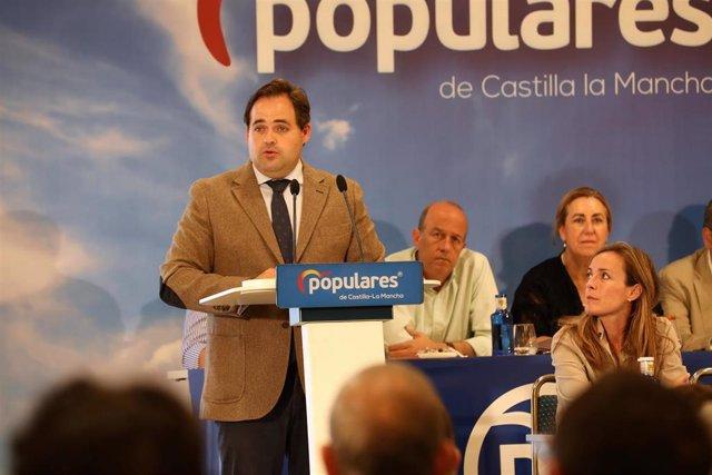 Núñez en el Comité Ejecutivo regional del PP