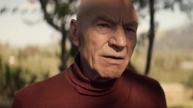 Patrick Stewart vuelve como Picard