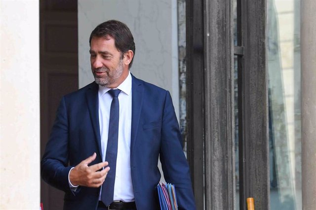 El ministro del Interior francés, Christophe Castaner
