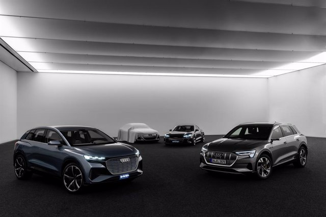 Movilidad eléctrica de Audi