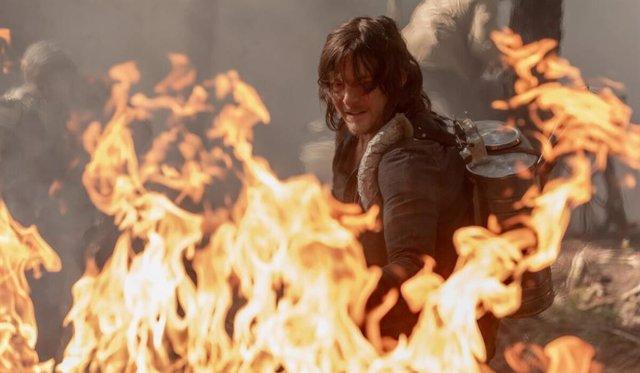 Daryl Dixon en The Walking Dead