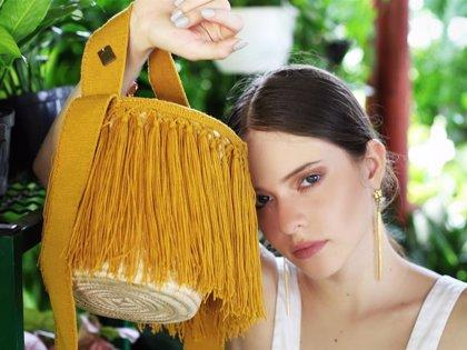 'Latin People' apuesta por la marroquinería y artesanía colombianas