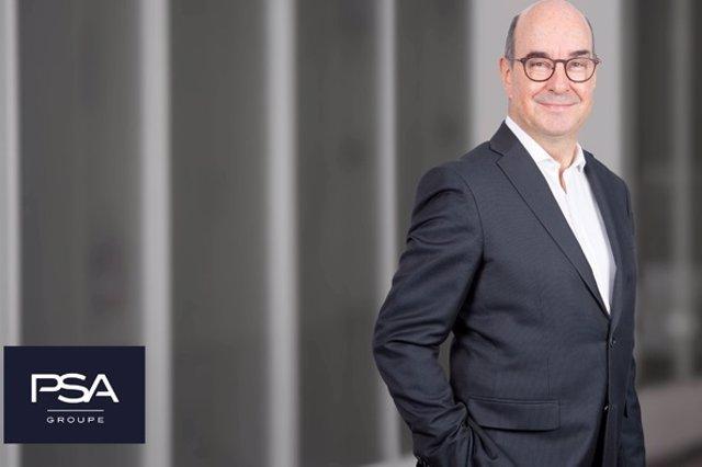 Marc Bocqué, responsable mundial de Comunicación y Relaciones Externas PSA Aftermarket