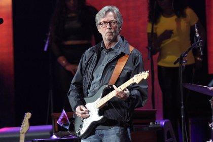 Eric Clapton anuncia gira europea