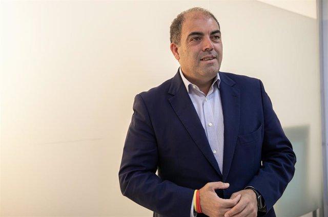 El presidente de ATA, Lorenzo Amor, en una imagen de archivo.