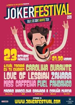 Joker Festival 2019