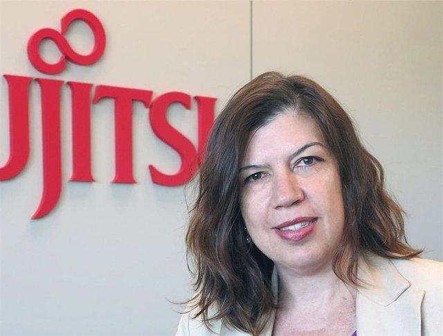 Retrato de la directora de Digital Business Solutions de Fujitsu España, Elenice Macedo