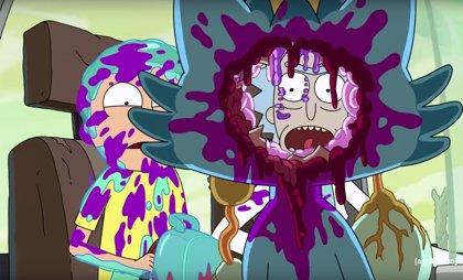 Rick y Morty: Disparatado y brutal tráiler de la 4ª temporada que ya tiene fecha de estreno
