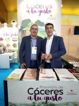 La DOP Torta del Casar participa en 'San Sebastián Gastronomika' por duodécima v