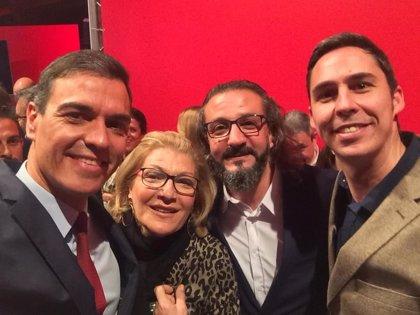 El PSOE es el único partido de Ceuta que mantiene a todos sus candidatos de abril para el 10-N