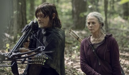 The Walking Dead 10x01: ¿Romance para Daryl a la vista?