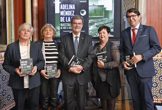 Presentación del libro  'Adelina Méndez de la Torre. Maestra en Bilbao (1897-1937)'